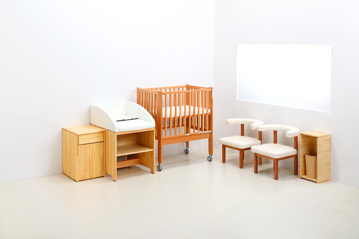 授乳室、ベビー休憩室に設置するアイテム