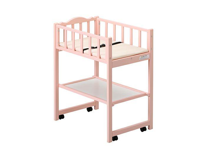 おむつ交換台スイートベース/ピンク