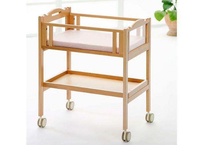 木製新生児ベッド Aタイプ