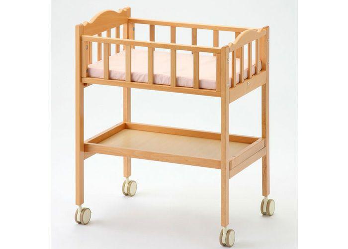 木製新生児ベッド Bタイプ